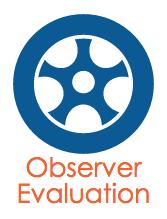 Observer Evaluation